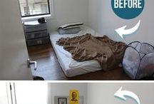 DIY House Tips/Decor/Ideas / by Jenna Guthrie