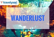 Wanderlust / Go ahead and explore the world!
