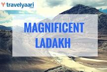 Magnificent Ladakh / Breathtaking views that appeal road trippers from all over the world!