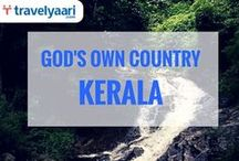 God's Own Country: Kerala / Beaches, Backwaters, Eco -tourism, Hill station and Forests!