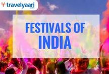 Festivals Of India / A mish-mash of cultures, lights & colours
