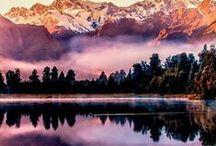 NEW ZEALAND / by Gail Chesham