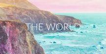 The World / Beautiful locations around the world