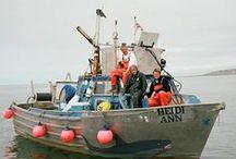 Meet Our Fishermen / Meet the men and women of Bristol Bay's salmon fishery.