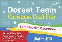 2014 - Dorset Team Christmas Fair - Wimborne / Stallholders at the Dorset Team Christmas Fair on the 6th December in Wimborne 2014  For more information about the fair please click here https://www.facebook.com/events/1433547900231175/