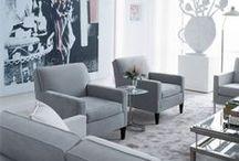IMPRESSIONEN ♥ Turn Grey / Die Farbe Grau hat einen Imagewandel durchlaufen. Weg vom Bieder-Look hin zur Lieblingsfarbe der Designer. Clean und Chic: Grau steht für Purismus, Minimalismus und Glamour. Grau kann man zu allem kombinieren. Besonders schön zu Rosètönen oder weiß.