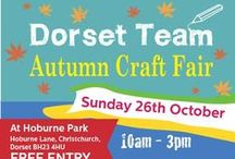 2014 - Dorset Team AUTUMN fair / For every item of your own you pin please also pin another stallholders item to keep the board varied!