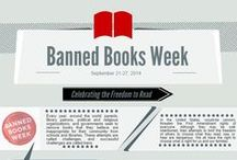 Banned Books Week / Banned Books Week is September 21-27, 2014.