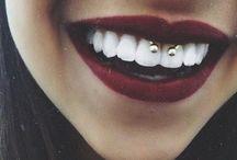 Piercing Smile