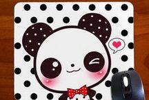 It's a panda!