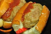 Sandwiches & Sliders! / www.onesixfive.com