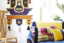Living: Eclectic, Ethnic, Vintage