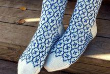 Sockar socks & tofflor / Sockar socks
