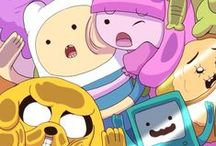 Adventure Time / Steven Univers