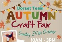 2015 - Dorset Team Autumn Fair - Christchurch by the Dorset Team on Etsy / Stallholders for our Dorset Team Autumn fair which will be happening in October in Christchurch hosted by the Dorset Team on Etsy