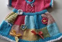 Knitting/ Strik / Inspiration og opskrifter strik