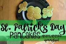 St. Patrick's Day / Need inspiration for for recipes, crafts, and kid fun for St. Patrick's day? This board is perfect!