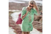 IMPRESSIONEN ♥ Grüne / Grün, Grün, Grün sind alle meine Kleider - die schönste Mode der Farbe der Hoffnung.