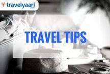Travel Tips / Handy tips & tricks to make your next travel experience smoother! :)