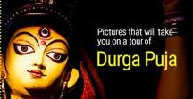 Celebrating Durga Puja. / Colours, sweets and unique pandals: beauty of Durga Puja Celebrations in pictures.