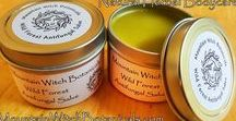 Mountain Witch Botanicals / Organic Wild Crafted Herbal Body Care made with Love, Intention, Plant Spirit Medicine