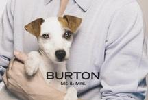 BURTON Mr & Mrs. / French Fashion Brand