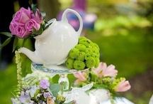 Bridal Shower - Vintage Tea Party Theme