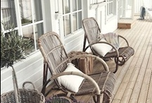 porch, patio & balcony / by Margreet Kroon