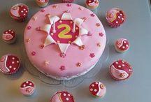 Eigen taarten! / Creatieve taarten