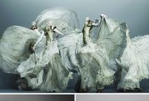 Alexander McQueen Designs Inspire Me / by Bonnie Wagner