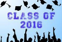 Class of 2016 / by Emily Gorecki