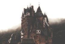 Once.. / that was a time…i never will associate castles with the present. for me they are parts of fairytales and of the past. some times they are very creepy. but i'm still loving them for being what they were and they are.