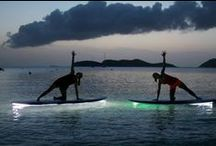 SUP life / Some training ideas, board photos and as always landscapes