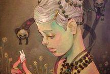 Szép alkotások más művészektől / Ezek a képek, alkotók nagyon tetszenek nekem.