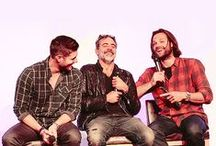 Cast of Supernatural / The cast of the hit CW series, Supernatural. / by Michelle Caroline