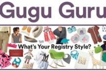 Gugu Gugu Style / Great suggestions and my favorite finds from Gugu Guru, the only baby registry that takes your style into account!