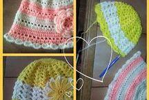 jehlice a háček / pletení, háčkování