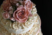 Bolos / Bolos de festa, casamento e outros