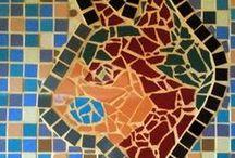 Mosaics / Mozaieken