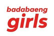 BADABAENG GIRLS / #Girls #Photography #Sexy #Models #Erotic #Female #Fashion #Lingerie #Dessous #Badabaeng