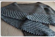 Ponchos, wraps, shawls