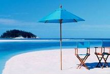 Beach Vacations / This board features beautiful beach destinations.