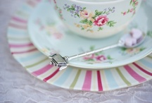 Liberty Tea Set Hire / Our beautiful Liberty High Tea Set is available to hire for upto 130 people.