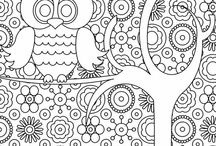 Printables & Coloring Pages / by AFHE Homeschool