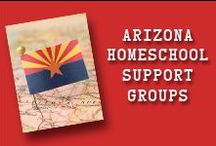 AZ Homeschool Groups / by AFHE Homeschool