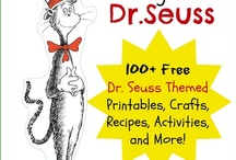 Special Days: Dr. Seuss Birthday / Activities to celebrate Dr. Seuss Birthday - March 2