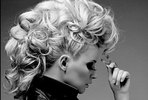 Just  Hair / Lots Of Hair...Beautiful, Bad A$$, Funky, Punky, Lovely Hair / by Suzanne Roper