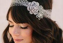 Wedding hair accessories / Pretty!