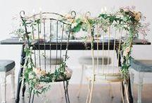 stuhl dekoration  |  wedding chairs