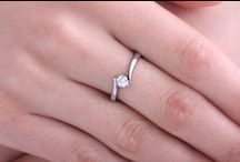 Inele de Logodna cu Diamante / Inele de Logodna cu Diamante pe www.royaldiamante.ro